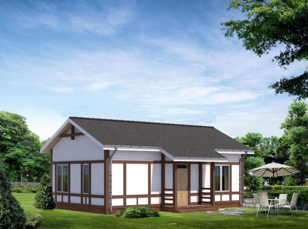 строительство каркасного дома своими руками инструкция