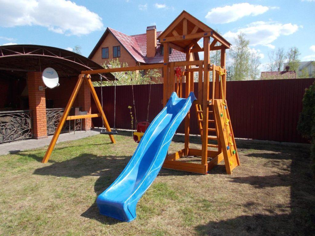Игровое пространство для деток в возрасте 3-6 лет