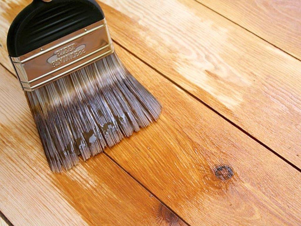 древесину надо обработать специальной пропиткой
