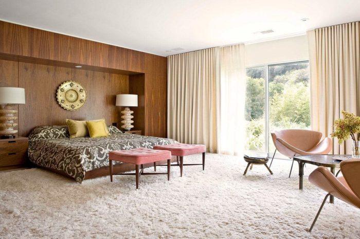 Интерьеры комнат в современном стиле (67 фото)